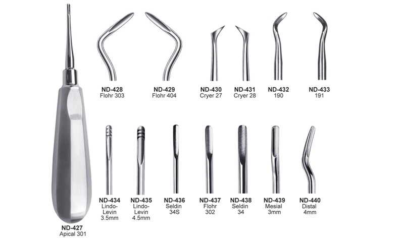 Apical ND Dental Instruments